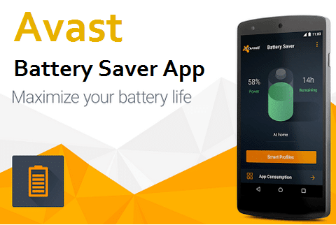 Avast-battery-Saver-app
