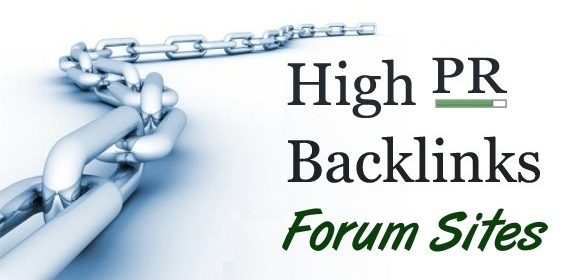 500+ Free High PR Forum Sites list  5