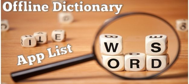 >10 Best OFFLINE Dictionary App for Android [APK Download] 1