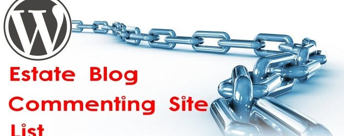 Real Estate Blog Commenting sites list  1