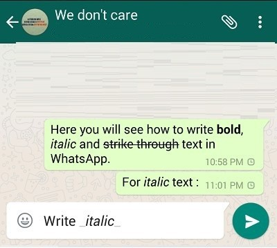 write-italic-text-in-whatsapp