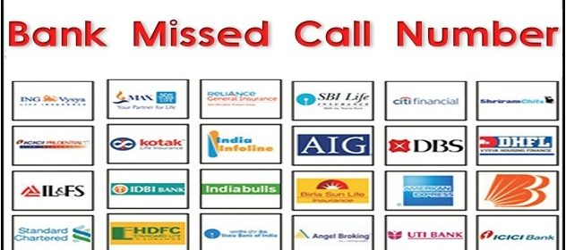 All Indian Bank Balance Check Enquiry - Miss Call Numbers List (toll free) 1