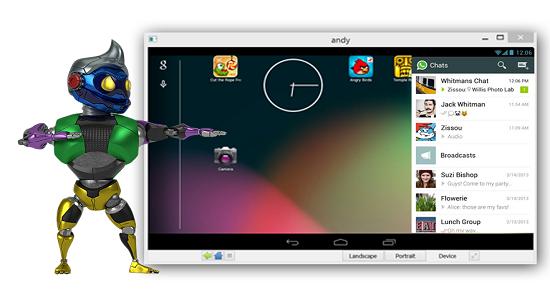 andy android emulator download for windows 10 64 bit offline