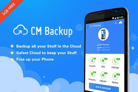 >5 Best Android Backup and Restore App Download (Backup Data) *Apr 2019* 1