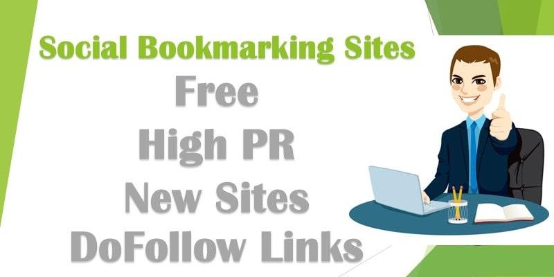 250 High PR Dofollow Social Bookmarking Sites List